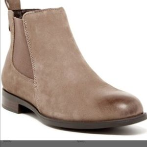 Sperry victory Chelsea ankle boot 9 Greige